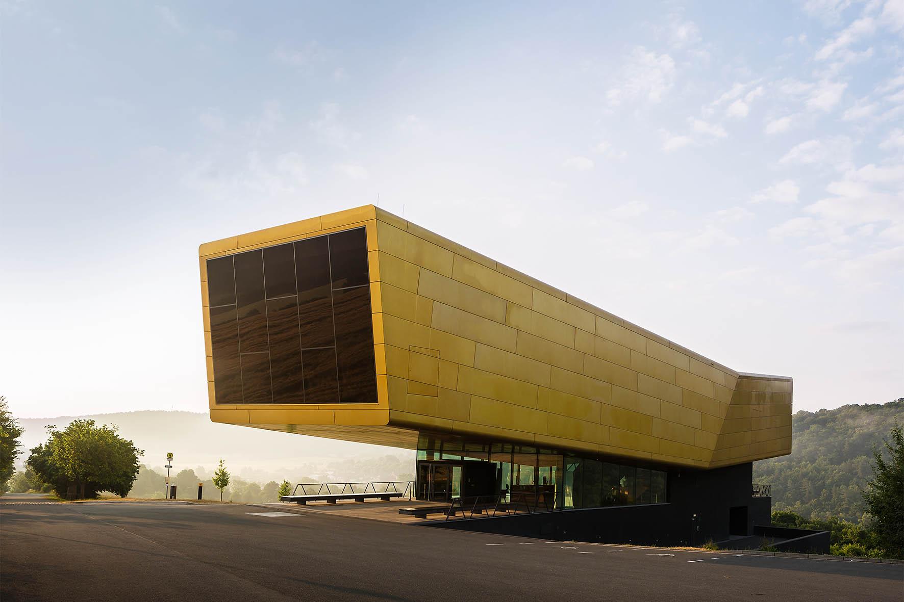 Arche Nebra Museumsbau