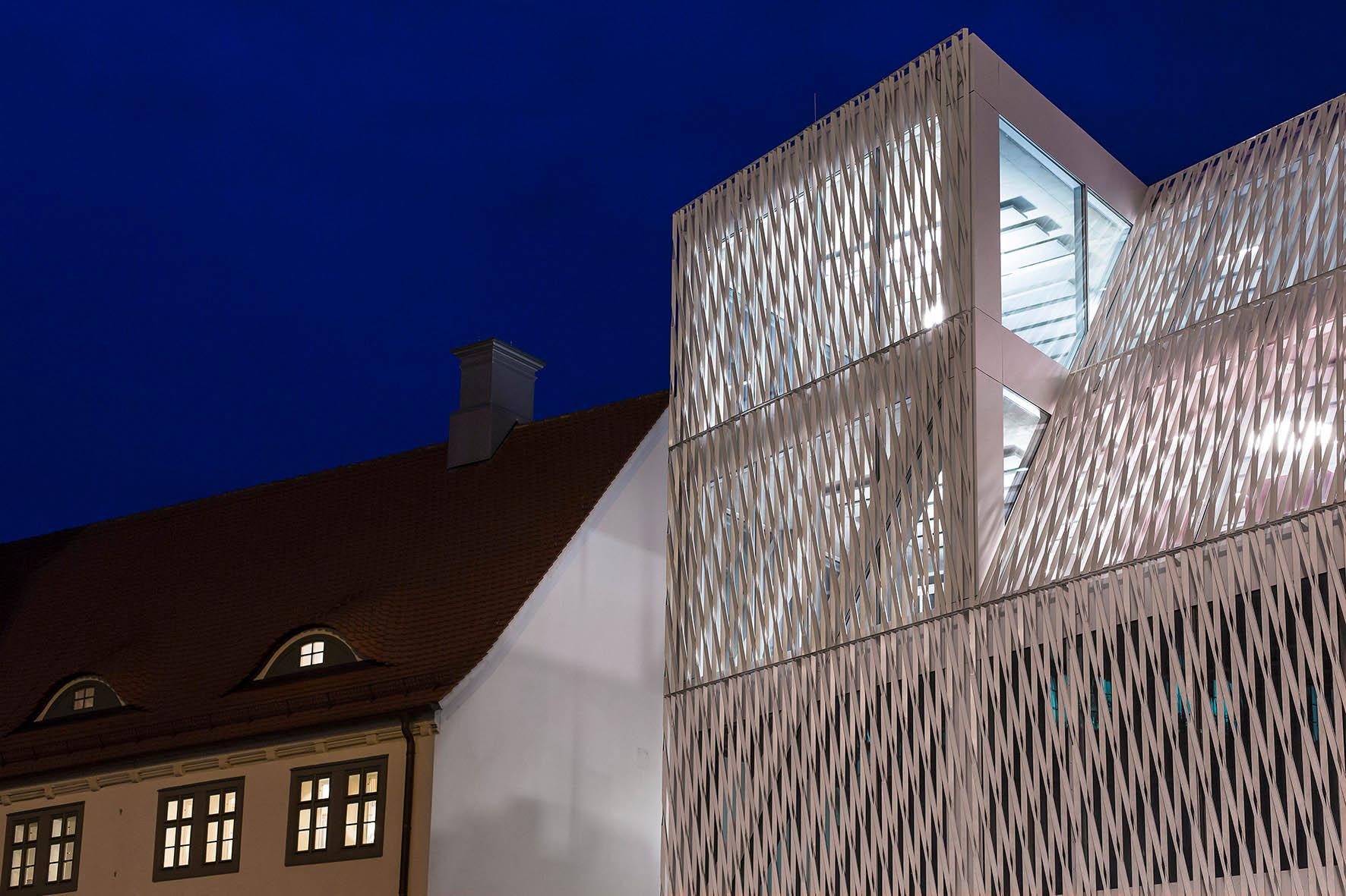 Kulturstiftung des Bundes, Neubau in Halle