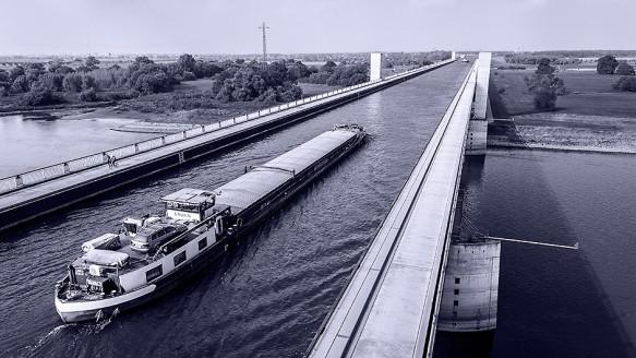 Wasserstrasse / Reportage