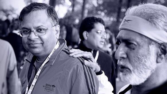 Tata Marathon / PR / Reportage