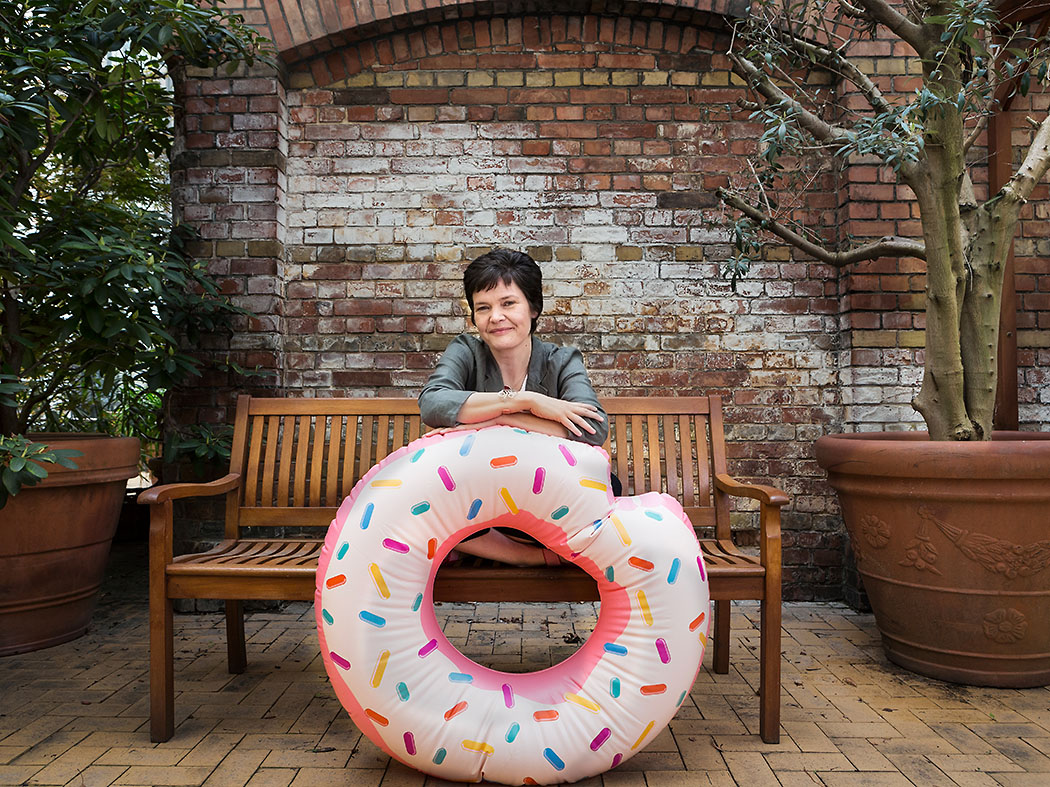 """Kate Raworth, Wirtschaftswissenschaftlerin, Bergründerin der """"Donut-Ökonomie"""""""