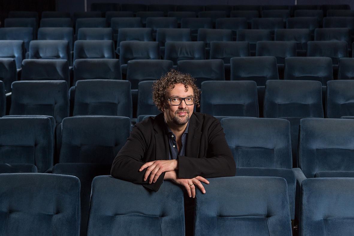 Thorsten Trimpop, Dokumentarfilmer im Kino FSK, Berlin