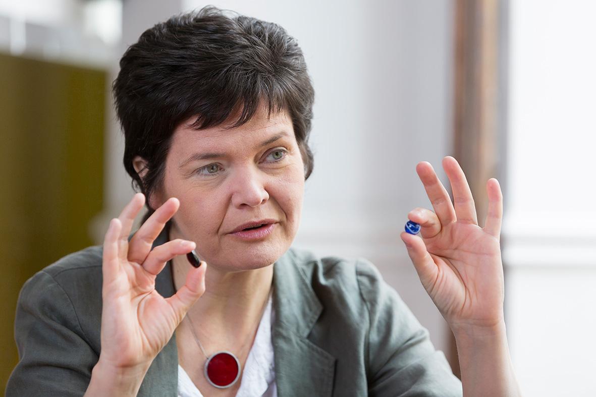 Kate Raworth, Wirtschaftswissenschaftlerin
